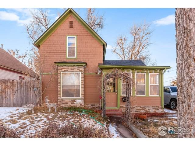 1121 12th Ave, Greeley, CO 80631 (#930899) :: Hudson Stonegate Team