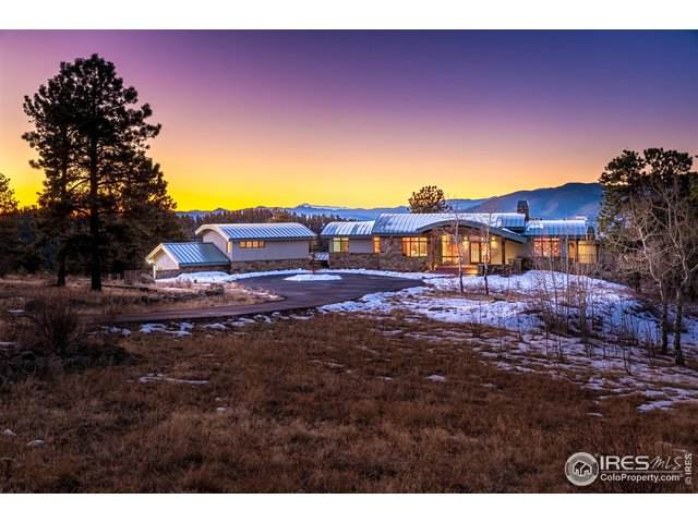 3965 Douglas Mountain Dr, Golden, CO 80403 (MLS #930901) :: 8z Real Estate