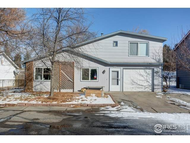2806 Alan St, Fort Collins, CO 80524 (#930906) :: Hudson Stonegate Team