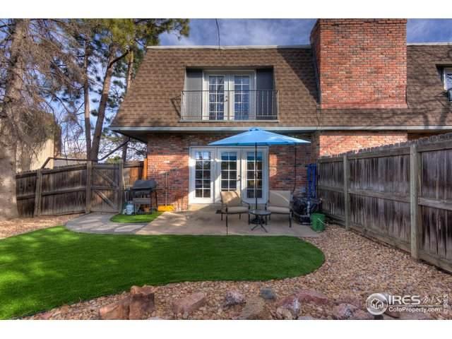 5145 Santa Clara Pl C, Boulder, CO 80303 (MLS #930923) :: Wheelhouse Realty