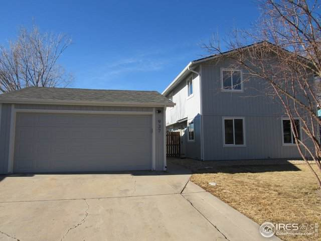 937 Meeker St, Longmont, CO 80504 (MLS #930926) :: 8z Real Estate