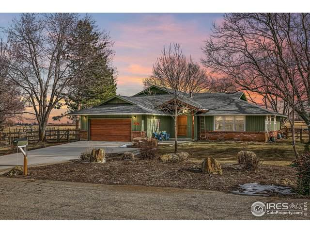 7876 Andrews Way, Boulder, CO 80303 (MLS #930943) :: Tracy's Team