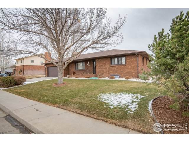 420 Dahlia St, Fort Morgan, CO 80701 (#930964) :: Hudson Stonegate Team