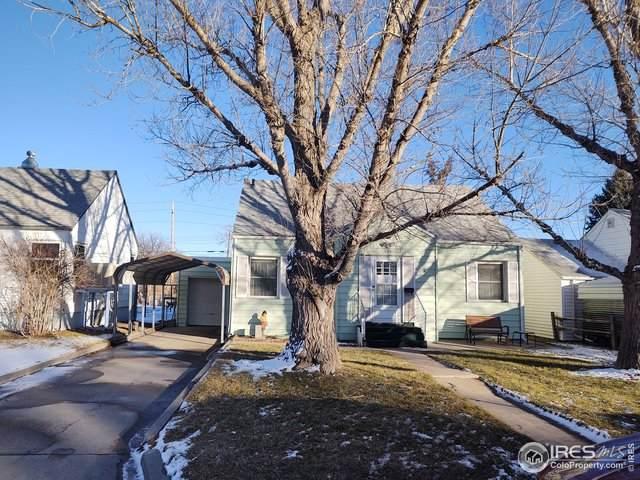 164 11th St, Burlington, CO 80807 (MLS #930980) :: Hub Real Estate