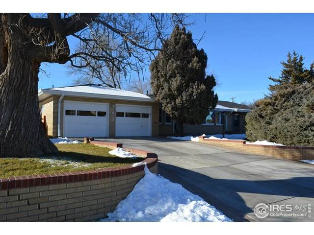 2613 Belair Ln, Greeley, CO 80634 (MLS #930986) :: Tracy's Team