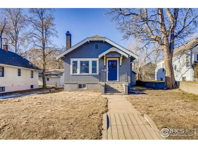 2205 9th Ave, Greeley, CO 80631 (MLS #930993) :: Keller Williams Realty