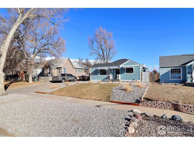 2108 6th Ave, Greeley, CO 80631 (MLS #931001) :: RE/MAX Alliance
