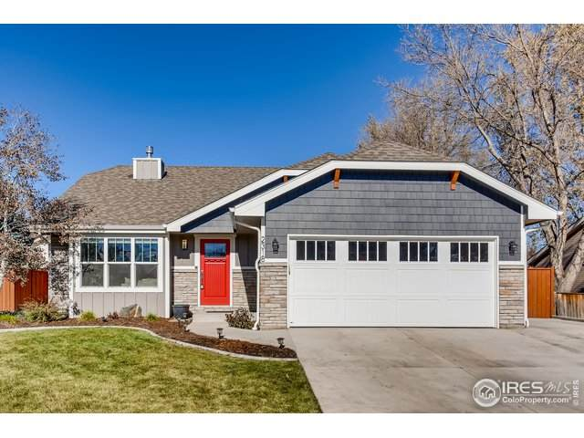 2318 Cedarwood Dr, Fort Collins, CO 80526 (#931020) :: Realty ONE Group Five Star