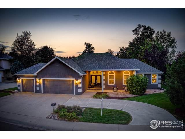 5624 Taylor Ln, Fort Collins, CO 80528 (MLS #931035) :: Jenn Porter Group