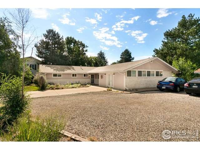 819 W Prospect Rd, Fort Collins, CO 80526 (MLS #931036) :: Tracy's Team
