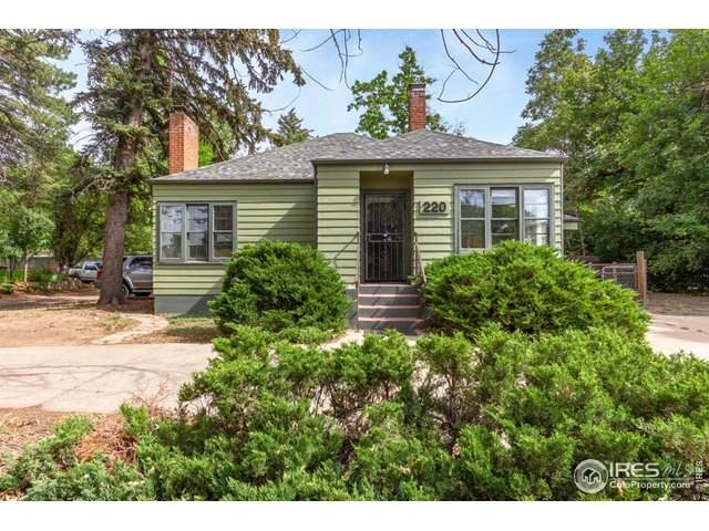 220 E Prospect Rd, Fort Collins, CO 80525 (MLS #931037) :: Downtown Real Estate Partners