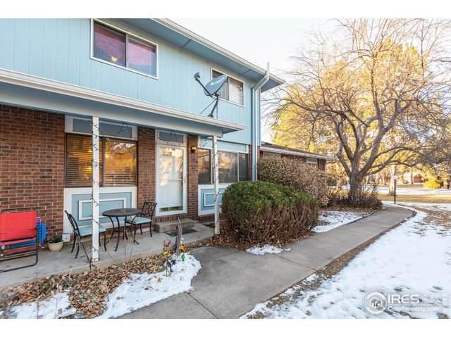 1024 Oxford Ln #30, Fort Collins, CO 80525 (MLS #931042) :: 8z Real Estate
