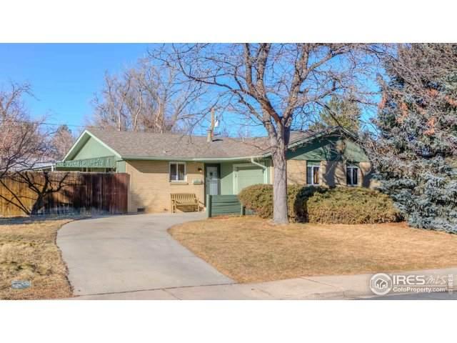 725 36th St, Boulder, CO 80303 (MLS #931050) :: Wheelhouse Realty