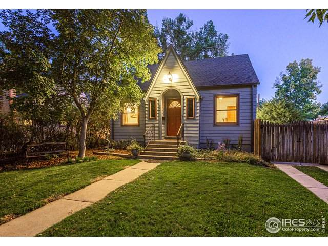 524 S Loomis Ave, Fort Collins, CO 80521 (MLS #931075) :: Keller Williams Realty