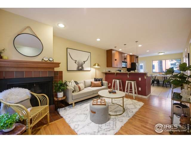 1519 Pine St #2, Boulder, CO 80302 (#931079) :: Kimberly Austin Properties