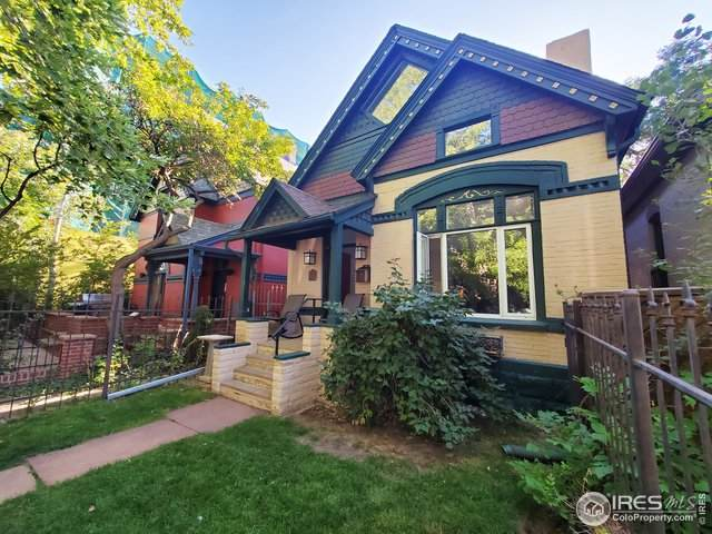 1736 N Marion St, Denver, CO 80218 (MLS #931081) :: Tracy's Team