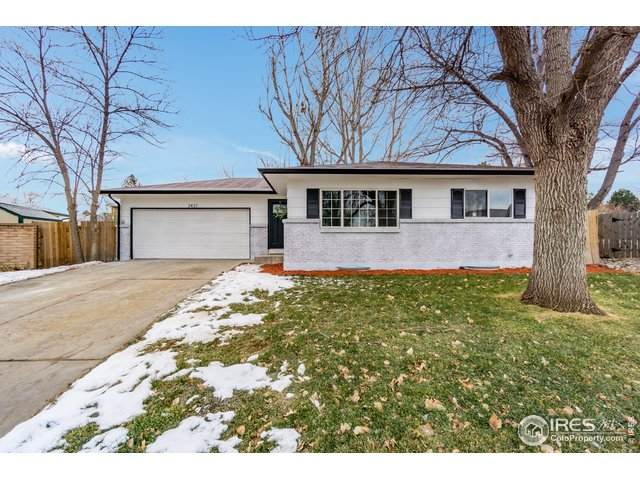 2437 Charolais Dr, Fort Collins, CO 80526 (MLS #931096) :: RE/MAX Alliance