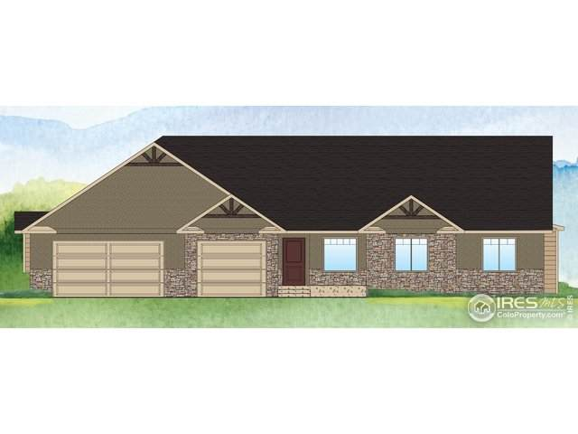 5041 Prairie Lark Ln, Severance, CO 80615 (#931115) :: My Home Team