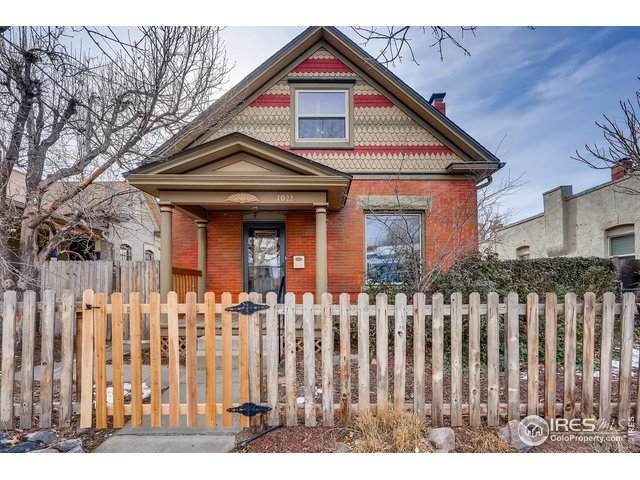 1022 W 9th Ave, Denver, CO 80204 (MLS #931116) :: Re/Max Alliance