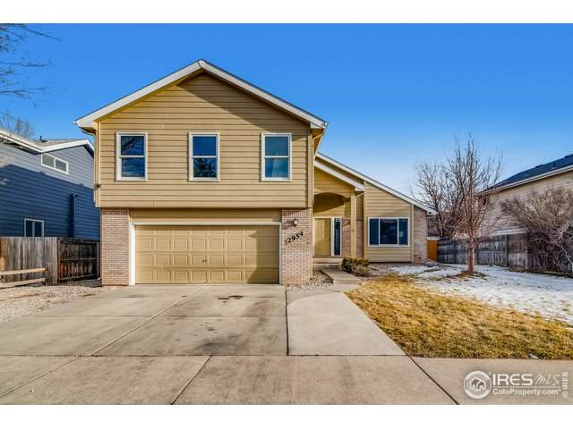 2954 Silverplume Dr, Fort Collins, CO 80526 (#931117) :: Realty ONE Group Five Star