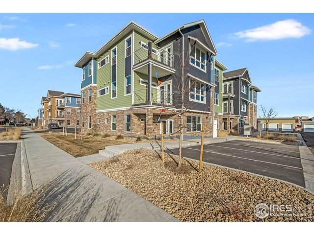 210 S Cherrywood Dr #104, Lafayette, CO 80026 (MLS #931141) :: 8z Real Estate