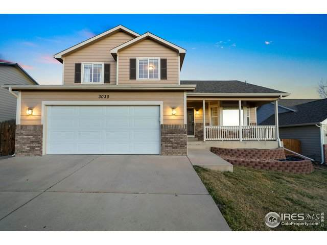 3030 46th Ave, Greeley, CO 80634 (MLS #931147) :: HomeSmart Realty Group