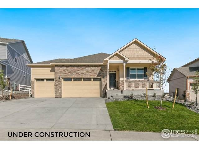 10238 Stagecoach Ave, Firestone, CO 80504 (MLS #931156) :: Wheelhouse Realty