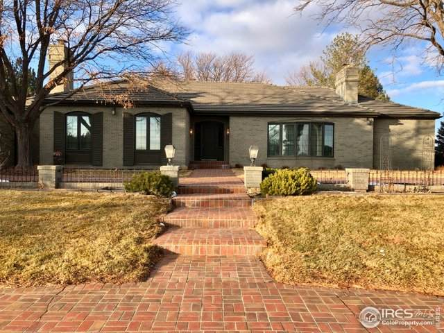 314 Highland Dr, Sterling, CO 80751 (MLS #931162) :: Jenn Porter Group