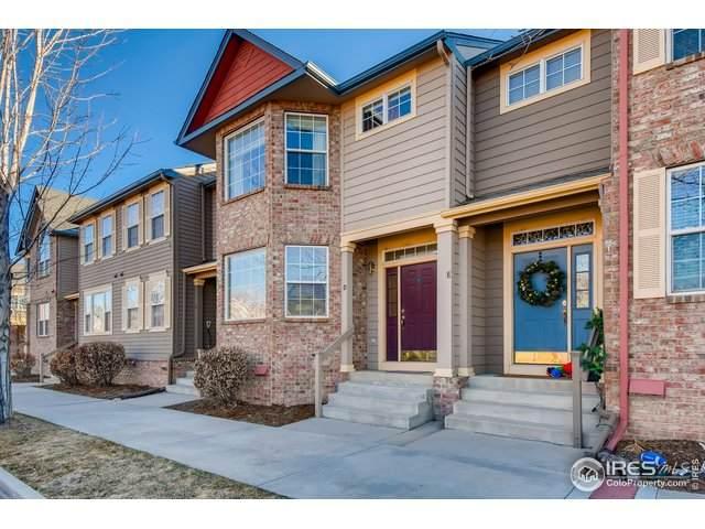 1314 S Emery St #48, Longmont, CO 80501 (MLS #931172) :: HomeSmart Realty Group