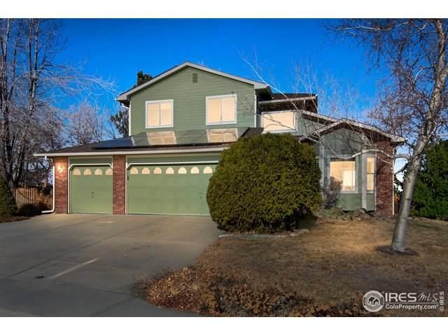 571 W Cedar Pl, Louisville, CO 80027 (MLS #931183) :: 8z Real Estate