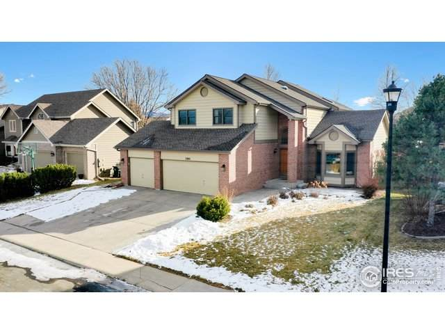 2801 Stockbury Dr, Fort Collins, CO 80525 (MLS #931192) :: RE/MAX Alliance