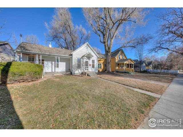 1018 Akin Ave, Fort Collins, CO 80521 (MLS #931205) :: RE/MAX Alliance