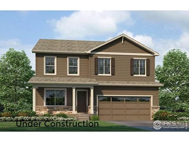 992 Cascade Falls St, Severance, CO 80550 (MLS #931207) :: 8z Real Estate