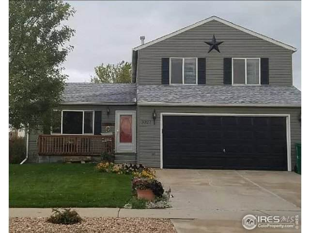 3327 Red Tail Way, Evans, CO 80620 (MLS #931253) :: Kittle Real Estate