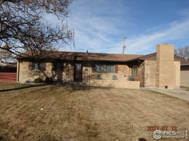 1102 Beattie Dr, Sterling, CO 80751 (MLS #931260) :: HomeSmart Realty Group