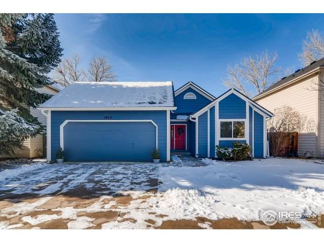 1925 Massachusetts St, Fort Collins, CO 80525 (MLS #931261) :: Colorado Home Finder Realty