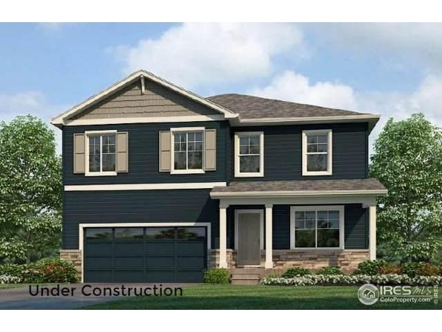 984 Cascade Falls St, Severance, CO 80550 (MLS #931265) :: 8z Real Estate