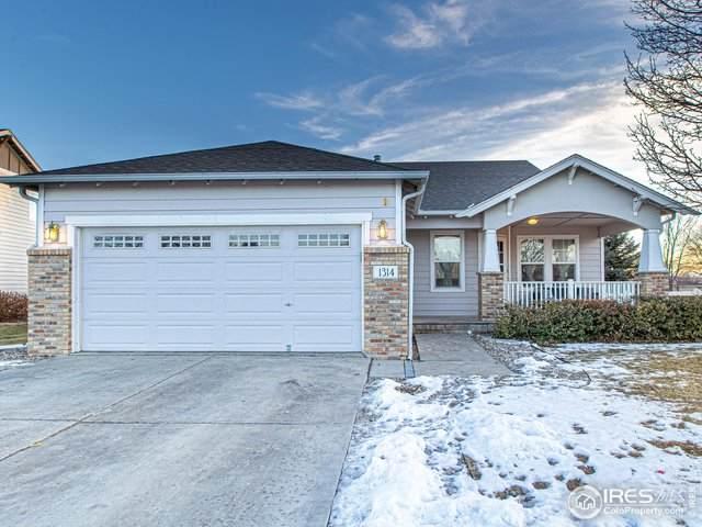 1314 4th St, Loveland, CO 80537 (MLS #931284) :: HomeSmart Realty Group