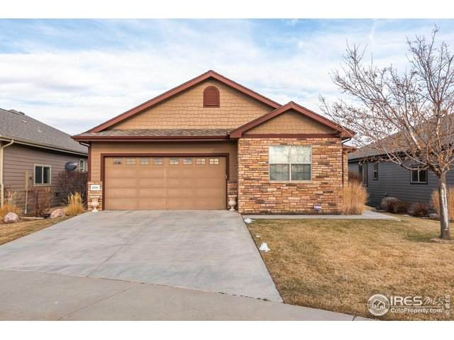 1896 Muddy Creek Cir, Loveland, CO 80538 (MLS #931289) :: Keller Williams Realty