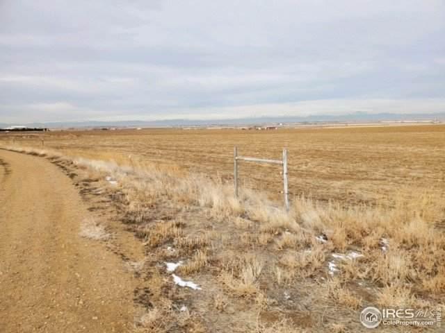 0 County Road 51, Hudson, CO 80642 (MLS #931293) :: 8z Real Estate