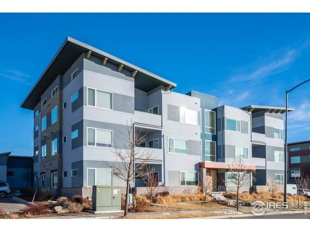 1545 Hecla Way #103, Louisville, CO 80027 (MLS #931298) :: Re/Max Alliance
