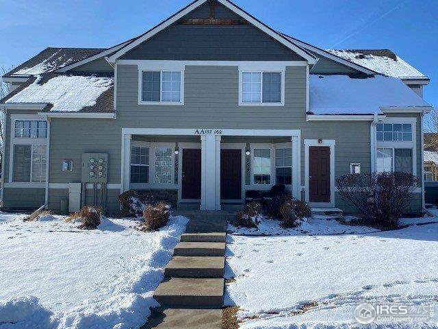 805 Summer Hawk Dr #160, Longmont, CO 80504 (MLS #931301) :: Tracy's Team