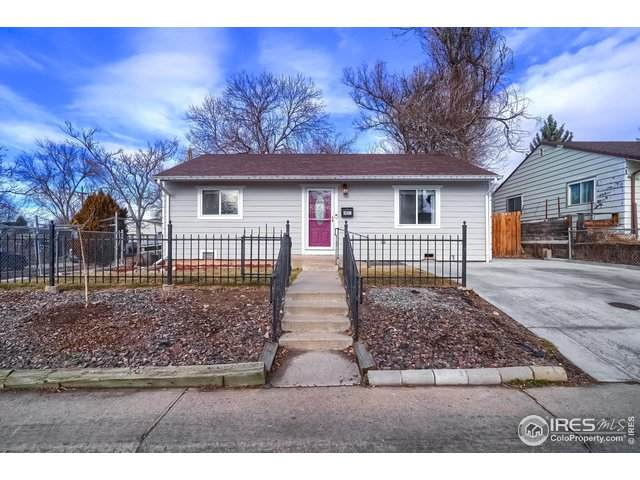 4651 W Virginia Ave, Denver, CO 80219 (MLS #931320) :: 8z Real Estate