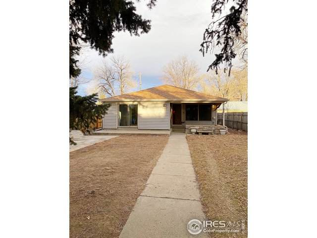 1520 N Jefferson Ave, Loveland, CO 80538 (MLS #931322) :: Wheelhouse Realty