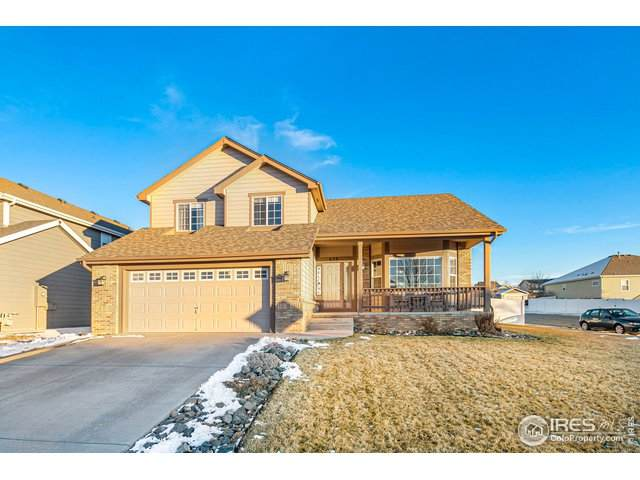 620 63rd Ave, Greeley, CO 80634 (MLS #931341) :: Hub Real Estate