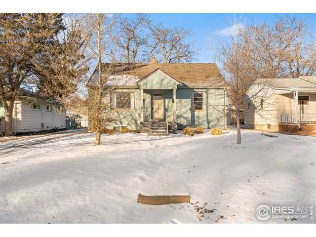2431 9th Ave, Greeley, CO 80631 (#931342) :: Hudson Stonegate Team