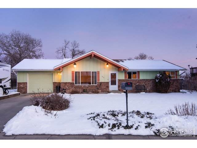 908 Mallard Dr, Fort Collins, CO 80521 (MLS #931346) :: HomeSmart Realty Group