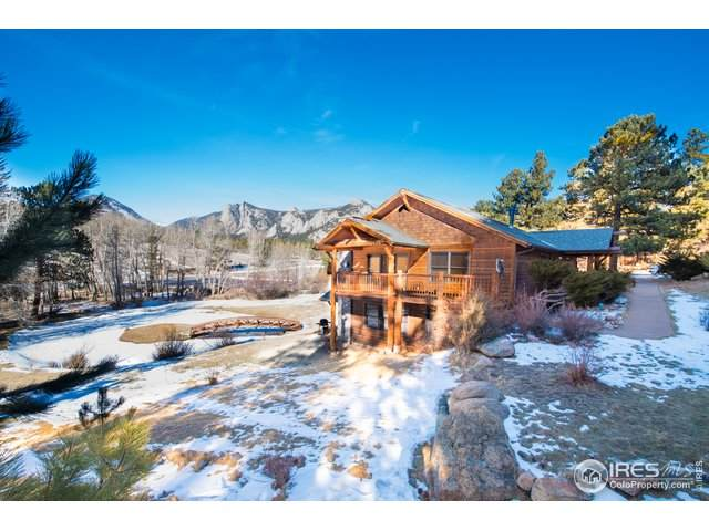 165 Twin Owls Ln #3, Estes Park, CO 80517 (MLS #931355) :: Hub Real Estate