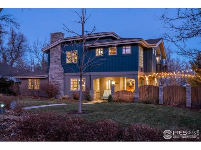 3142 5th St, Boulder, CO 80304 (#931357) :: Mile High Luxury Real Estate