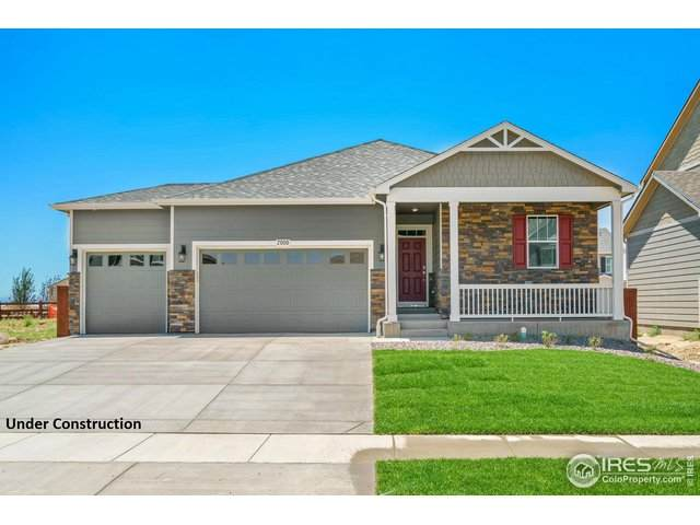 2034 Bouquet Dr, Windsor, CO 80550 (MLS #931362) :: Hub Real Estate